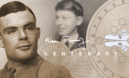 Alan Turing Centenary Christopher Morcom
