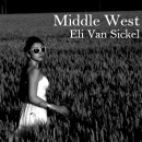 Eli Van Sickel Middle West album cover, Polari Magazine, queer arts and culture, gay