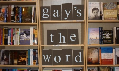 Gays the Word
