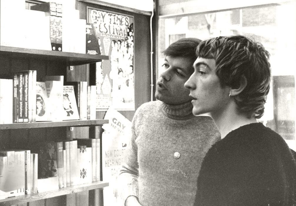gays the word bookshop