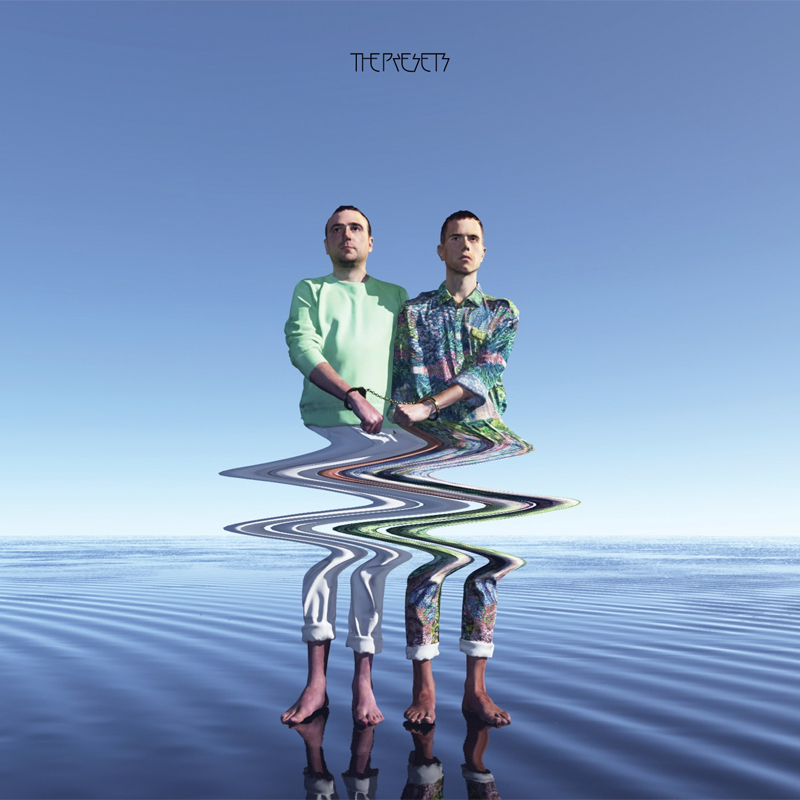 The Presets, Pacifica, album cover