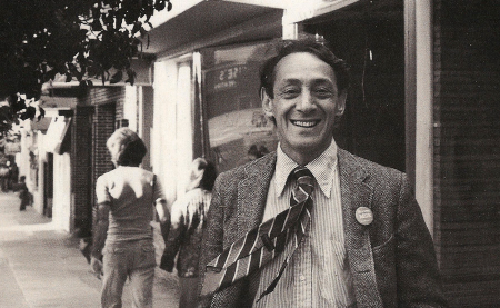 Harvey Milk, 1976