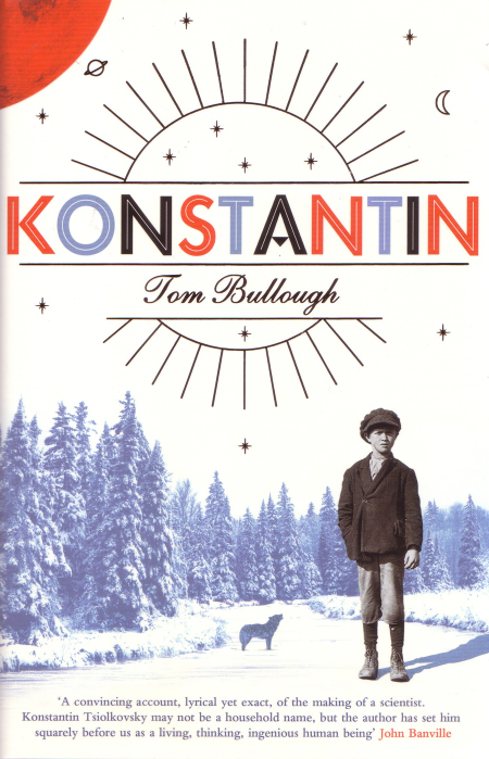Konstantin, Tom Bullough