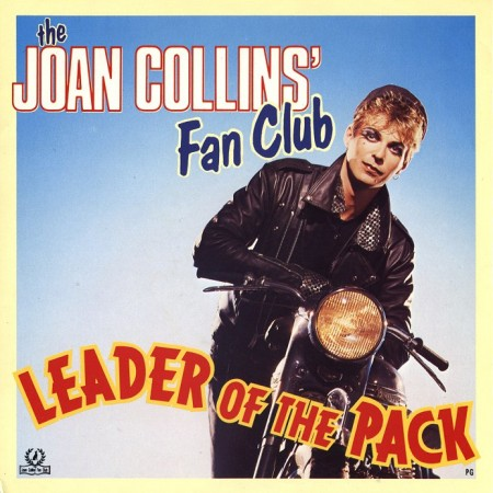Joan Collins' fan club julian clary