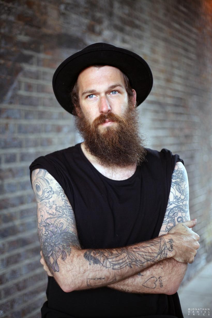 100 Beards 100 Days Jonathan Daniel Pryce