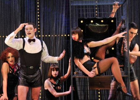 Cabaret Will Young Michelle Ryan