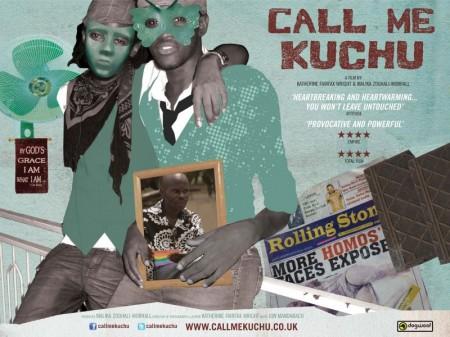 Call Me Kuchu Film Poster