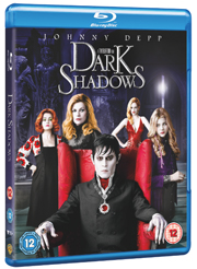 Dark Shadows competition Johnny Depp