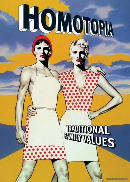 Homotopia 2012 Traditional Family Values