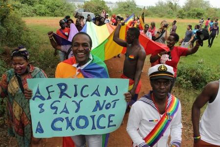 Uganda Pride Photographic Exhibition Homotopia
