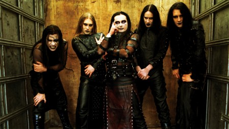 Cradle of Filth, The Manticore And Other Horrors