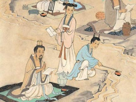 Lord Long Yang and the Fish, Queer History: Imperial China