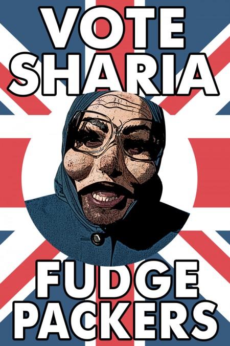 Vote Sharia, Alp Haydar Sharia Law