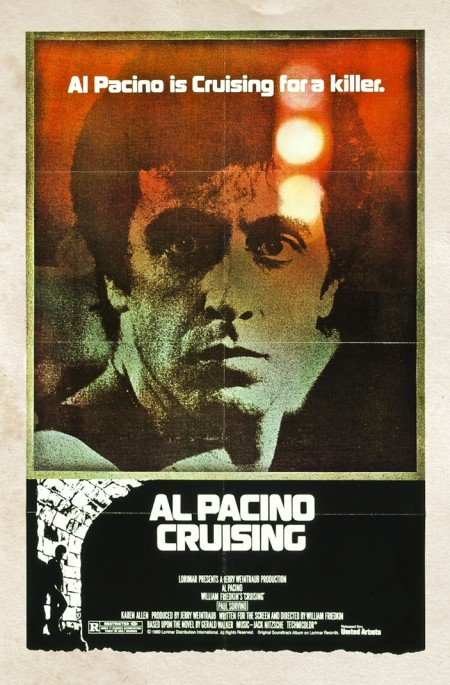 Cruising, Poster, Al Pacino