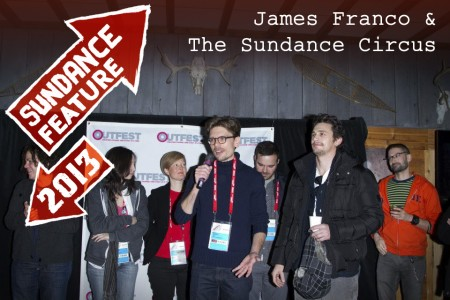 James Franco and the Sundance Circus, Travis Mathews