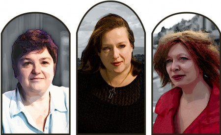 Unholy Trinity, Julie Bindel, Julie Burchill, Suzanne Moore