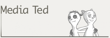 Banner image for Media Ted comic strip