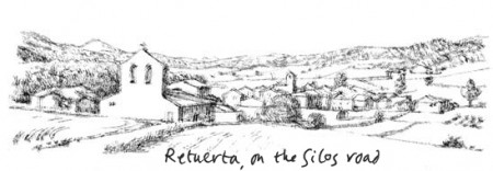 Retuerta, on Silos Road, Lorca