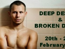 An image advertising the film festival Deep Desires and Broken Dreams at the Riverside Studios. The image is from the film