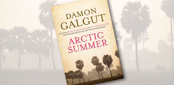 Damon Galut, Arctic Summer,  review Polari Magazine