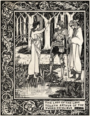 Le-Morte-Dartur-Aubrey-Beardsley