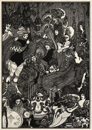 Rape-Of-The-Lock-Aubrey-Beardsley