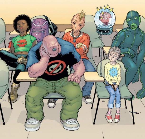 New-X-Men-Special-Class